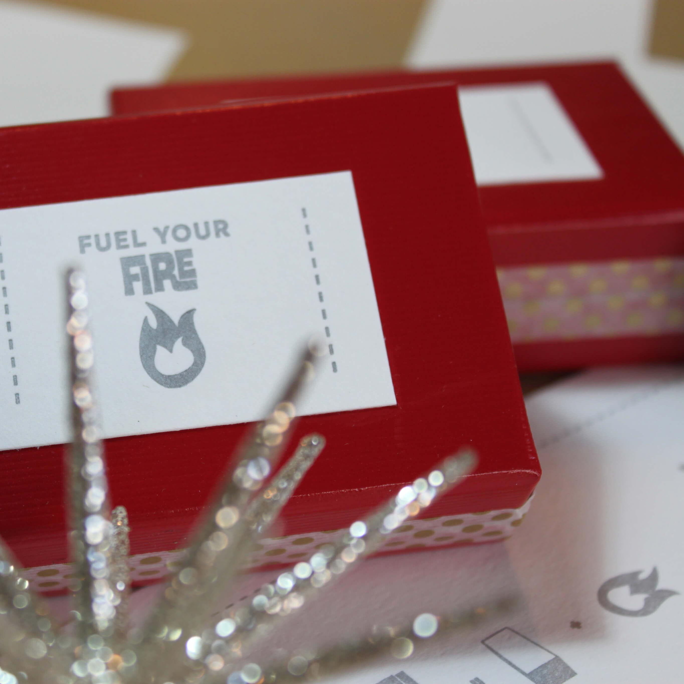 Firebrick Design Holiday Gift 2015